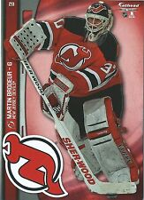 MARTIN BRODEUR FATHEAD TRADEABLES NEW JERSEY DEVILS REMOVABLE STICKER 2014 #28