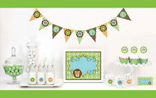 Jungle Safari Baby Shower Birthday Party Decorations Starter Kit