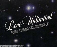 FUN LOVIN' CRIMINALS - Love Unlimited (UK 3 Tk CD Single Pt 2)