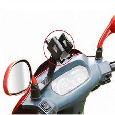 Motorcycle Holder Scooter Stand Mount Bracket for Mobile Phone PDA GPS MP4 iPhon