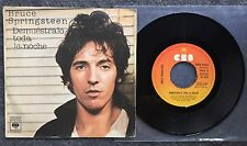 "BRUCE SPRINGSTEEN-PROVE IT ALL NIGHT.7"".Spain.1978. Demuestralo toda la Noche."