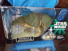 "Star Wars * Dewback & Sandtrooper * 12"" Action Figure Doll"