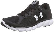 Under Armour Men's UA Micro G Assert 6 Running Shoes 10.5 Black