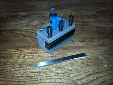 Cutoff Tool Holder for 40 Position Professional Multifix (A1) Quick Change Lathe