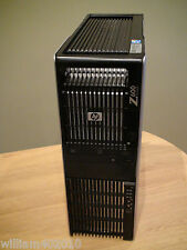 HP Z600 12 core 2x Xeon X5670 48GB 256GB SSD 500GB HDD Quadro 4000 USB 3.0 Win 7