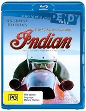 The World's Fastest Indian (Blu-ray, 2009) : NEW