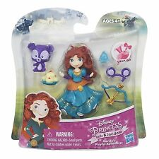 Disney Princess Little Kingdom Merida and Bear Brother - Brand New