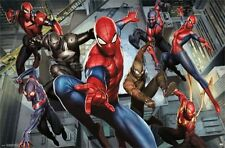 SPIDER-MAN - CHARACTERS - COMIC POSTER - 22x34 MARVEL SPIDERMAN 14386