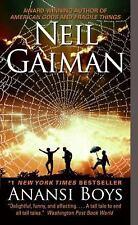 Anansi Boys - Gaiman, Neil - Mass Market Paperback