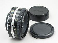 381* AIS Nikon E 50/1.8 Lens MINT