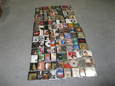 HUGE 117 MIXED MUSIC CD LOT - SEE MY 12 PICS FOR CD TITLES VERY NICE COLLECTION!