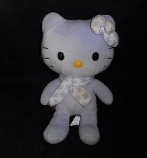 "8"" BUILD A BEAR SMALLFRYS BABY PURPLE HELLO KITTY STUFFED ANIMAL PLUSH TOY BABW"