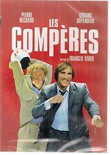 """DVD """"LES COMPERES"""" - PIERRE RICHARD- GERARD DEPARDIEU- neuf sans blister"""