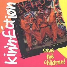 Kinnection: Save the Children  Audio CD