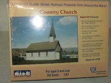 IHC HO scale 4105 Country Church Kit