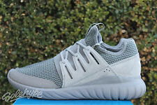 ADIDAS TUBULAR RADIAL SZ 11 CHARCOAL SOLID GREY S76718