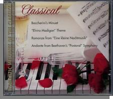 Romantic Melodies of the Classics - New 1997 Classical Music CD! 10 Selections!
