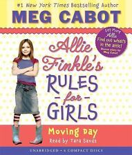 Allie Finkle's Rules for Girls Book 1: Moving Day - Audio Library Edition