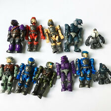 Lot 10X Random Halo Mega Bloks Building Action Figure Toy