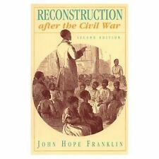 Reconstruction after the Civil War (The Chicago History of American Ci-ExLibrary