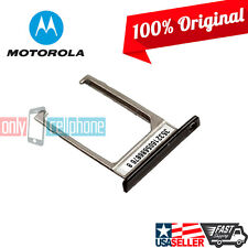Original Motorola MOTO X Black SIM Card Tray for XT1050 XT1055 XT1058 XT1060
