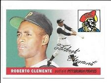 ROBERTO CLEMENTE 2006 TOPPS ROOKIE OF THE WEEK 1955 TOPPS PITTSBURGH PIRATES