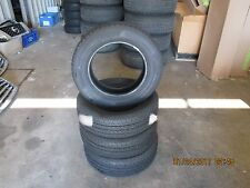 Continental Procontact TX 195-65R15 inch tires new takeoffs