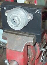 Model A Ford Shock Absorber Holding Fixture With Deep Well Impact Socket