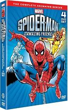 SPIDERMAN And His Amazing Friends Complete Collection DVD PAL UK SEALED (READ!)
