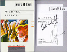 MILDRED PIERCE, AUTOGRAPHED by KATE WINSLET & GUY PEARCE- genuine!!!