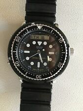 "Seiko Diver 150m Men's Watch ""The Arnie"""