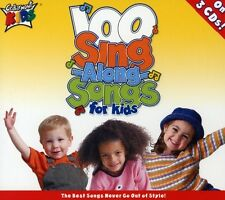 Cedarmont Kids - 100 Singalong Songs for Kids [New CD] Boxed Set