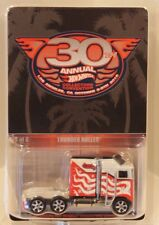 Hot Wheels 30th Convention Thunder Roller Only 2600 Made Real Riders