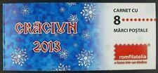 RUMÄNIEN ROMANIA 2013 Weihnachten Gemälde Christmas Markenheft Auflage: 1000