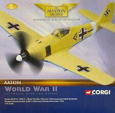 Corgi AA34304 Focke-Wulf Fw 190A Luftwaffe II/JG 2 Richthofen, Adolf dickfield