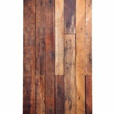 3x5FT Retro Wood Wall Floor Photography Backdrop Studio Indoor Vinyl Background
