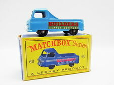 "LOT 33335 | Matchbox 60 A Morris J2 Pick-up Builders Modell neuwertig ""D""-Box"
