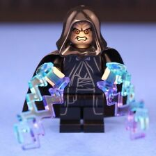 LEGO® STAR WARS™ 75093 Emperor Palpatine™ Minifigure w/ 2 Dark Force Lightning