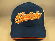 NBA New York Knicks Adjustable Strap Hat Cap Vintage American Needle