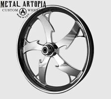 "26"" inch  Custom Motorcycle Wheel for Harley Davidson"