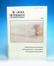 Leica Fotografie International 1·96 Zeitschrift german magazine - (100754)