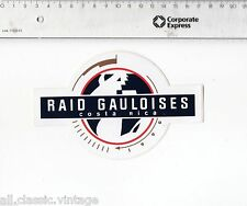 Decal/Sticker - Raid Gauloises Costa Rica