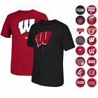 WISCONSIN BADGERS ADIDAS GRAPHIC