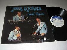 THE JACK DJOHNS Special Requests APOGEE NM/NM- Shrink