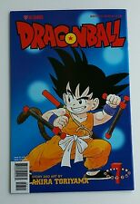 "SPECIAL ""MANGA STYLE"" Edition DRAGONBALL Part 2 #7 Monthly Viz Comics"