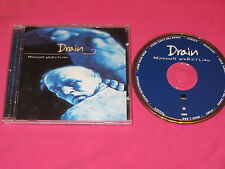 DRAIN HORROR WRESTLING CD Album Rock Metal MINT GERMAN (0630-13774-2).