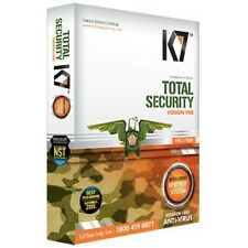 K7 TOTAL SECURITY TS V12 5USER-1YEAR ANTIVIRUS