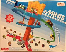 Thomas & Friends Minis Twist-N-Turn Stunt Set Track Set Thomas Train Minis