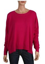 NEW GUCCI INTERLOCKING GG HOT FUCHSIA CURRENT OVER SIZED CASHMERE SWEATER M