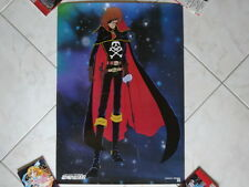 CAPITAN HARLOCK ANIME POSTER JAPAN CAPTAIN CAPITANE ALBATOR SHINGO ARAKI